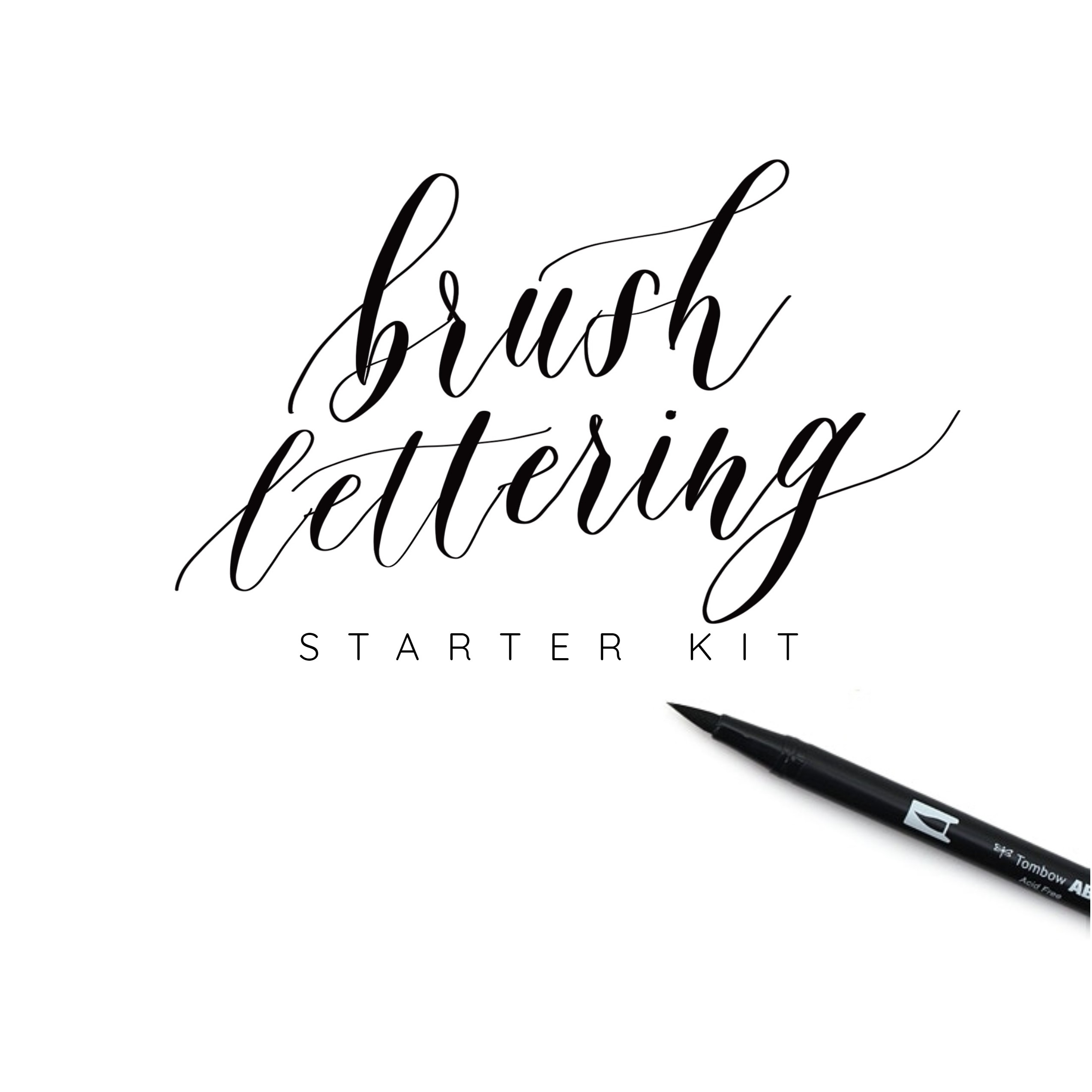Brush lettering calligraphy malaysia