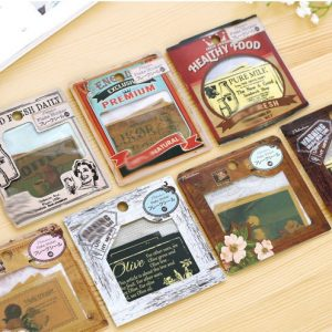 Gallery1 1 300x300 - Retro Stickers Flakes (11pcs) - 7 designs