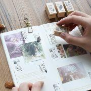 6 8 180x180 - CARD LOVER - Vintage Wooden Stamps 2017