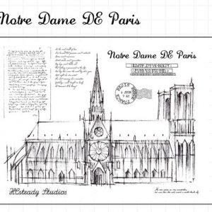 Paris 300x300 - MOODTAPE® x Notre Dame de Paris