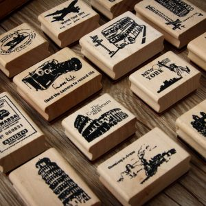 gallery12 300x300 - Wooden Stamps 2017 - Travel around the World