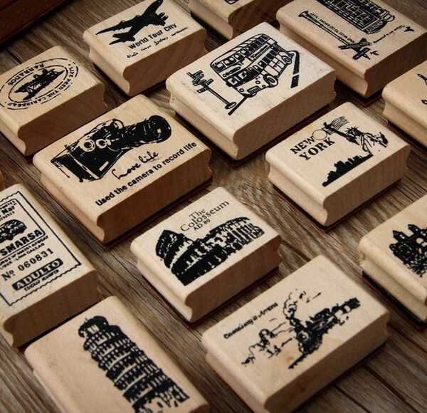 gallery12 600x580 - Wooden Stamps 2017 - Travel around the World