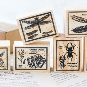 1 1 300x300 - MO●CARD® x Insect series (6 designs)