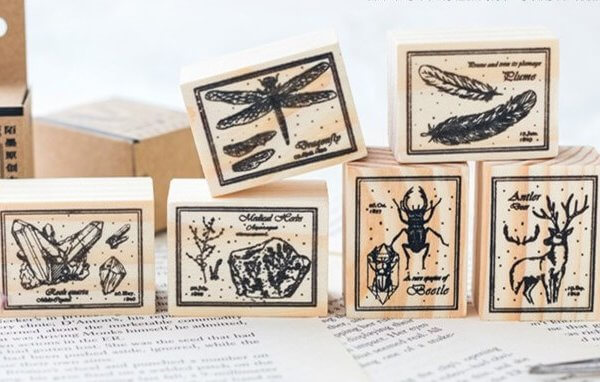 1 1 600x382 - MO●CARD® x Insect series (6 designs)
