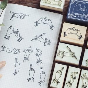 8 8 300x300 - MO●CARD® x Hand Diaries (8 designs)