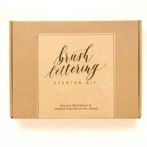 Brush Lettering Calligraphy Kit Malaysia